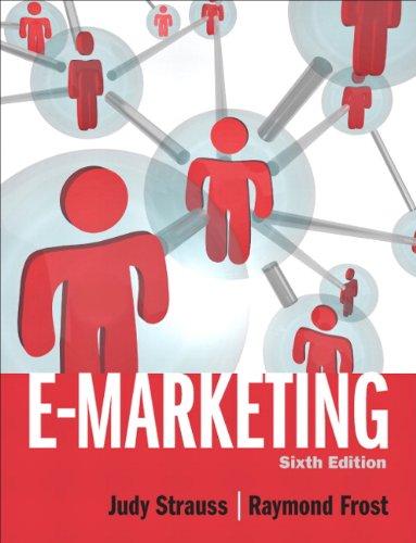 E-Marketing (6th Edition) by Brand: Prentice Hall