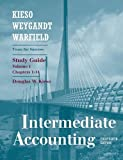 img - for Intermediate Accounting, Chapters 1-14, Study Guide (Volume 1) book / textbook / text book