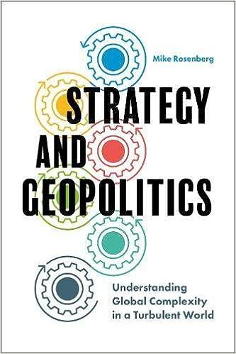 Descarga gratuita Strategy And Geopolitics: Understanding Global Complexity In A Turbulent World Epub