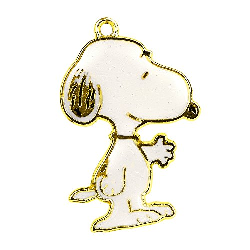 0.25 Pendant New (10 pcs Wholesale New Arrival Cute Snoopy dot pet Charms Pendants K72-B)