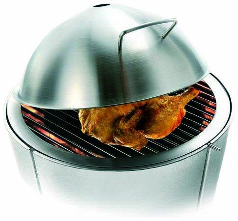 Eva Solo Grill Dome Cooking Lid, 49-cm ()