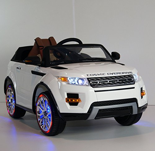 RANGE ROVER STYLE RIDE ON TOY CAR FOR KIDS 12 VOLTS REMOT...
