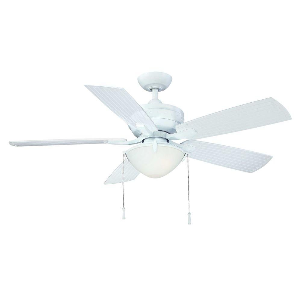 hampton bay four winds 54 in white ceiling fan amazoncom