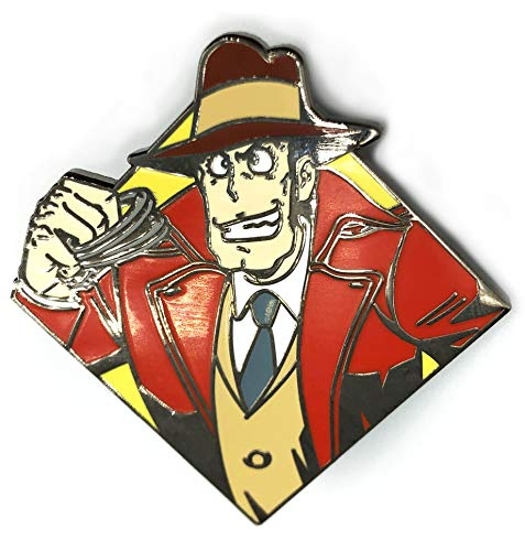 Diamond Zenigata: Lupin The 3rd Part 5 Collectible Pin