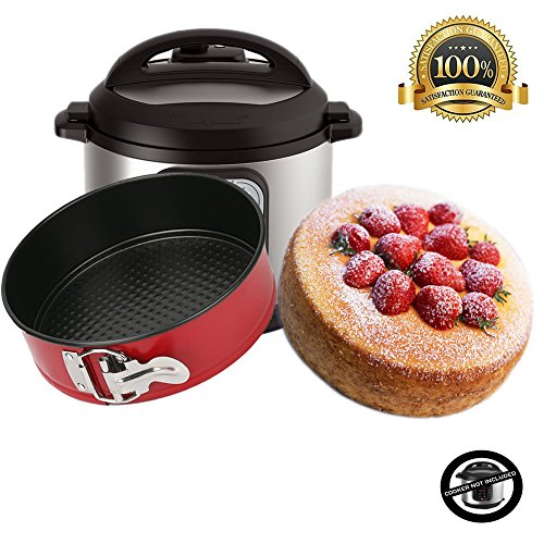 Springform Pan 7 inch for Instant Pot 6 QT- Nonstick Pressur