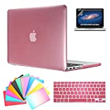 MacBook Pro 13 Case 2016 A1706/A1708,Anrain 3 in 1 Ultra Slim Snap On Hard Shell Protective Cover for 2016 MacBook Pro 13