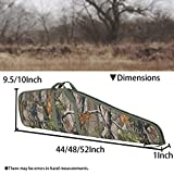 SOWLAND Rifle Case 52 Inch Padded Scoped Long