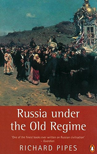 Price comparison product image Russia under the Old Regime: Second Edition (Penguin History)