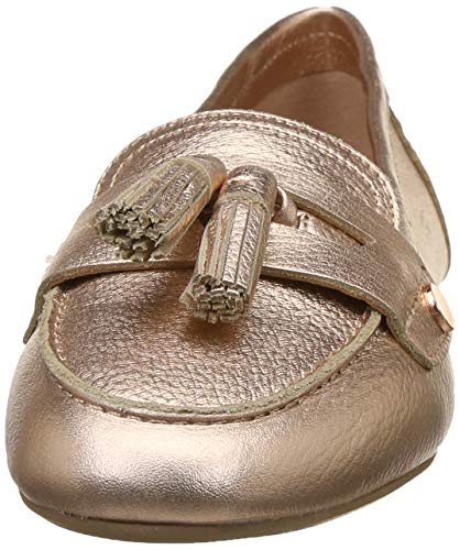 Donna Aldo Gold Rose Yeliviel Ballerine Oro qEw6AxXESr