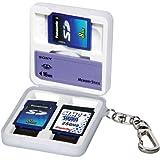 Vanguard Multi-Holder 3D Hard Case for Multiple Memory Card Styles
