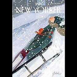 The New Yorker, January 30th 2017 (Evan Osnos, Raffi Khatchadourian, Amy Davidson)