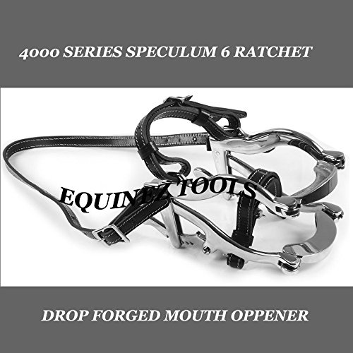 Budget Climax 4000 Series Speculum, Hand Crafted, Stainless Steel, Dental,Equine