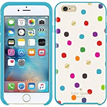 Kate Spade New York - Hybrid Hardshell Case for iPhone 6 Plus/6s Plus - Ikat Dot - ONLY for 6 Plus and 6S Plus, NOT for the iPhone 6 or 6S