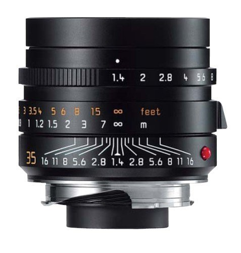 Leica 35mm f/1.4 ASPH Summilux-M for Leica M Series Cameras (Certified Refurbished) - Leica Metal Lens Hood