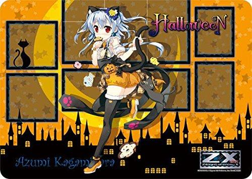 Mtg Cosplay Costumes (Azumi Kagamihara Halloween Z/X Ignition Character Rubber Card Game Play Mat Anime Girl Cosplay Costume Zillions of Enemy X Illust. Takuya Fujima)