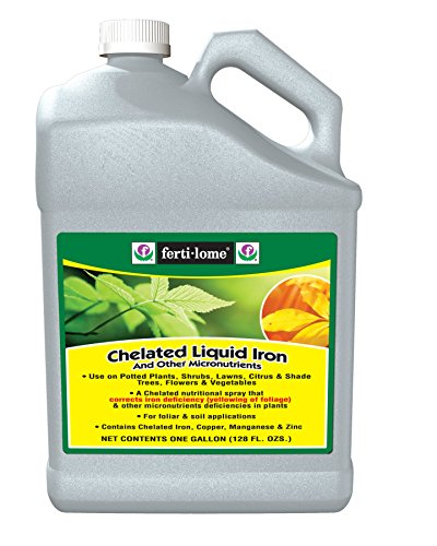 Ferti lome 10635 Chelated Liquid 1 gallon product image