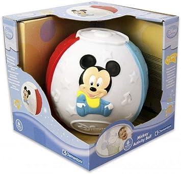 Pelota Mickey Mouse con Figuras y Sonidos Juego Infancia ...