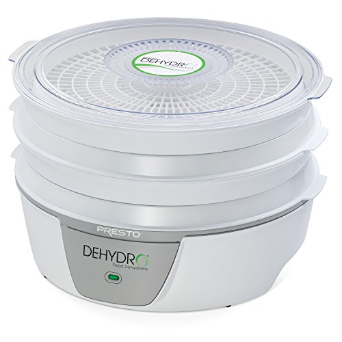 Presto 06300 Dehydro Electric Food Dehydrator (Best Food Dehydrator For Herbs)