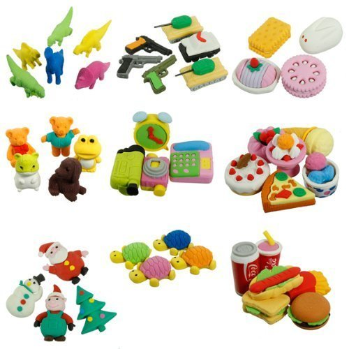 Radiergummi Süß Essen Tiere Früchte Spielzeug Nachmachung Gummi Set 1 Stück - Telefonvertrag