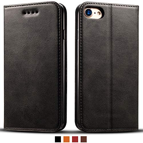 Wallet Case for IPhone 8 plus, PU