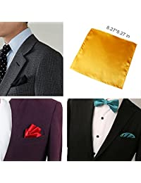 30 PCS Mens Pocket Squares Handkerchief For Wedding Party, Any Occasion