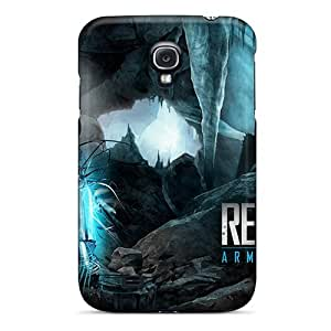 New WNi1859mpNt Red Faction Armageddon Game Cover Case For Galaxy S4
