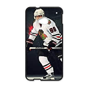 DASHUJUA Hockey Patrick Kane NHL Phone Case for HTC One M7