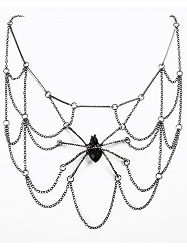 Spider Body (Witches And Wizards Spider Web Body Jewelry)