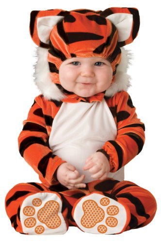 Incharacter Costumes Baby Tiger