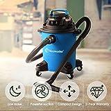 Vacmaster 3 Peak HP 5 Gallon Wet Dry Vacuum Cleaner