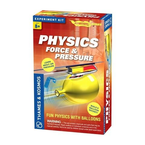 ScienceLAB Thames & Kosmos Physics: Force and Pressure