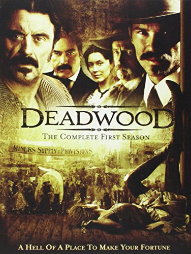 Deadwood: The Complete First Season (Subtitled, Dubbed, Dolby, AC-3, Widescreen)