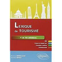 Lexique du Tourisme