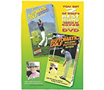 Bob Mann's Automatic Golf: 2 DVD's in One: Let's Get Started & Who-Dinni Putting Method  Directed by unnamed