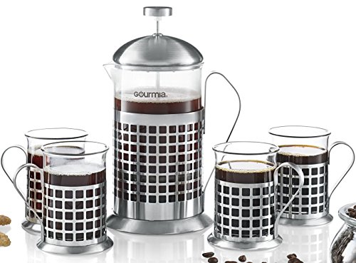 Gourmia GCM9835 Matching Stainless Drinking