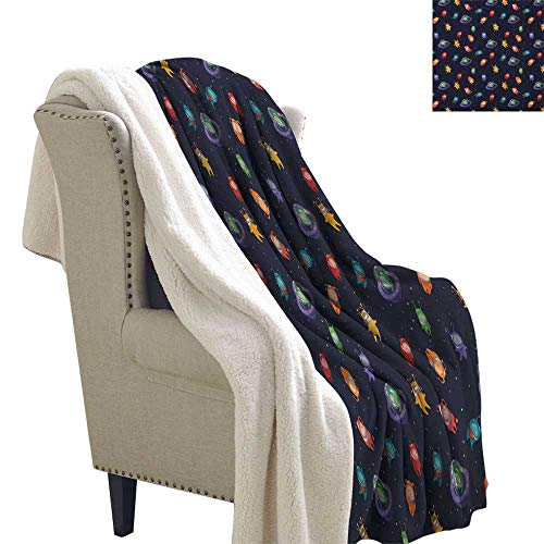 Suchashome Space Flannel Throw Blanket Lightweight for sale  Delivered anywhere in USA