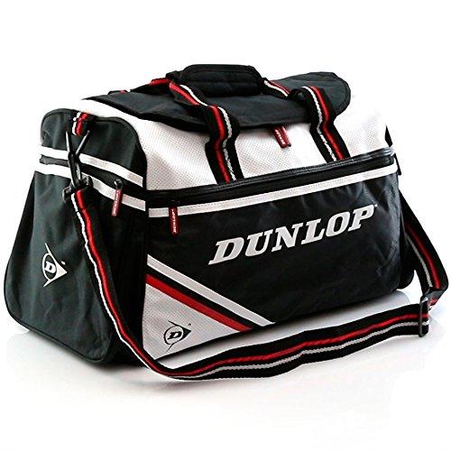 Bolsa viaje o deporte marca Dunlop, poliéster. 50x30x25cm.
