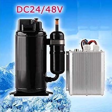 GOWE DC48 V compresor de aire acondicionado para telecomunicaciones Base Telecom Vivienda móvil base armario