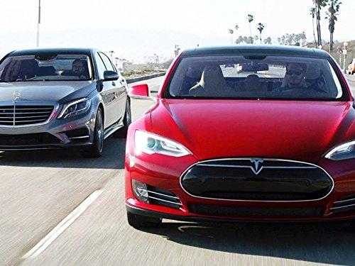 (2014 Tesla Model S vs 2014 Mercedes-Benz)