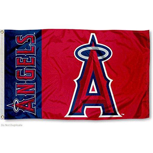 LA Anaheim Angels Flag 3x5 MLB Banner