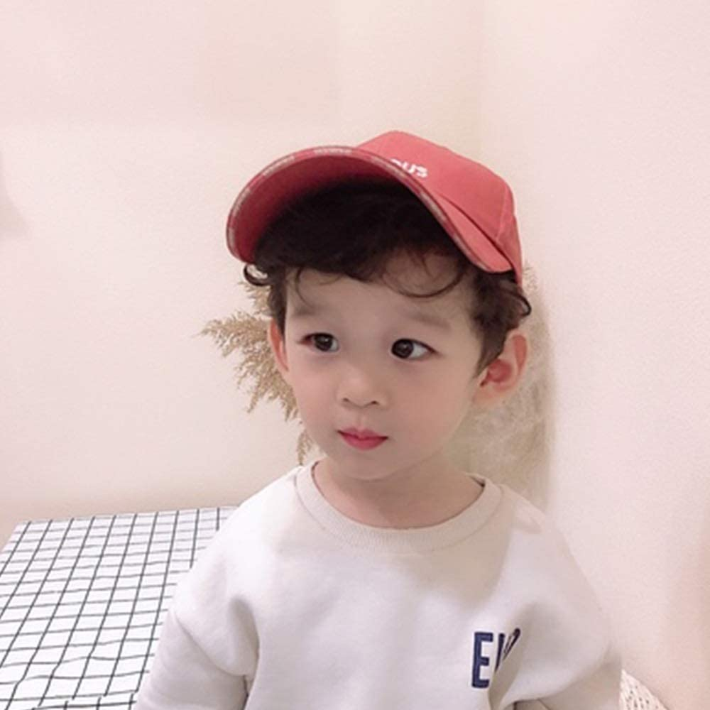 color : Green letter embroidery a variety of colors to choose from Childrens Sun Hat childrens spring and summer autumn outing sun protection sun protection baseball cap Adjustable buckle