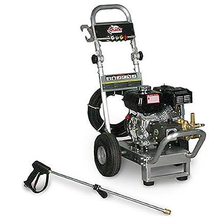 Aluminum Series 2.5 GPM Honda GX200 Direct Drive Cold Water Pressure Washer