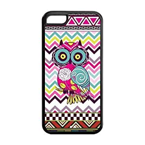 For SamSung Galaxy S5 Mini Phone Case Cover Colorful Aztec Tribal Patterned Owl Hard Hard Cover For SamSung Galaxy S5 Mini Phone Case Cover