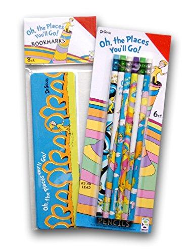 Dr Seuss Bookmark (Dr. Seuss