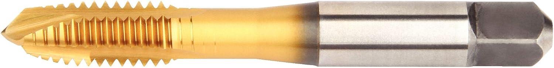2 Flutes 4-40 WIDIA GTDVTSPO5007 VariTap VTSPO50 Multipurpose Tap Plug Chamfer Right Hand Cut HSS-E Uncoated