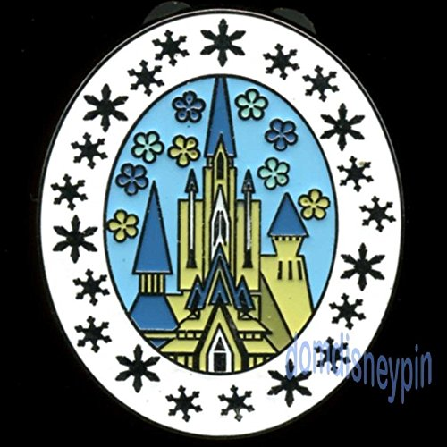 Authentic Disney Pin *Frozen* Booster Collection - The Arendelle Kingdom Castle! -