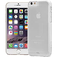 Case-Mate iPhone 6 Barely There-Clear (Glossy)-Carrying Case-Retail Packaging
