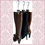 The Boot Hanger - Shoe Storage Space Saver (Set of 3); Boot Hanger, Boot Holder, Boot Clips, Boot Storage