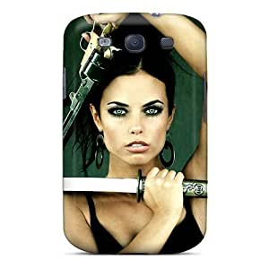 Awesome Case Cover/galaxy S3 Defender Case Cover(warrior 2)