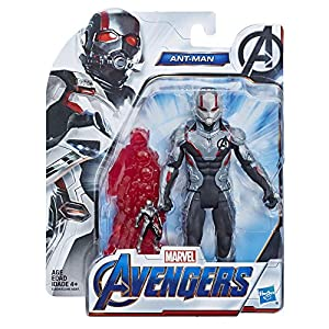 Avengers Marvel Ant-Man 6″-Scale Marvel Super Hero Action Figure Toy